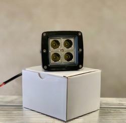 Papildomas žibintas LED, visureigiams