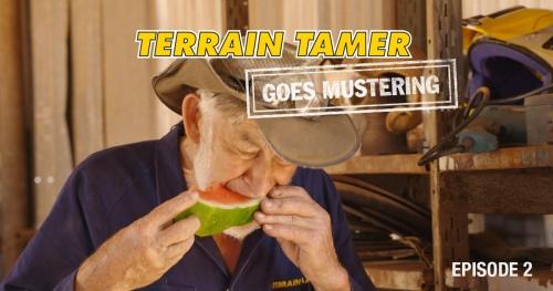 Terrain Tamer mobilizuojasi | 2 epizodas