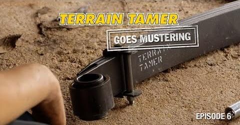 Terrain Tamer mobilizuojasi | 6 epizodas