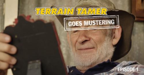Terrain Tamer mobilizuojasi | 1 epizodas