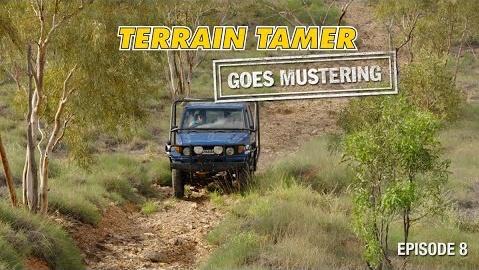 Terrain Tamer mobilizuojasi | 8 epizodas