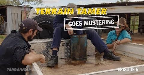 Terrain Tamer mobilizuojasi | 5 epizodas
