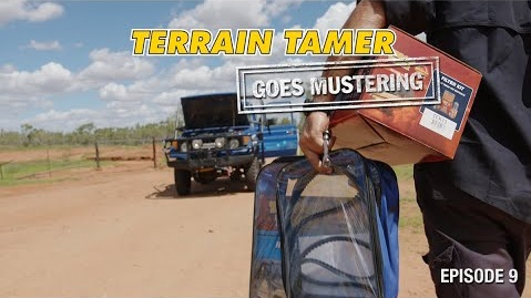 Terrain Tamer mobilizuojasi | 9 epizodas