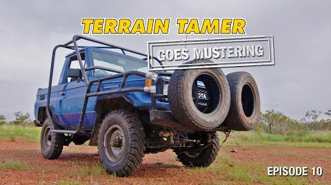 Terrain Tamer mobilizuojasi | 10 epizodas